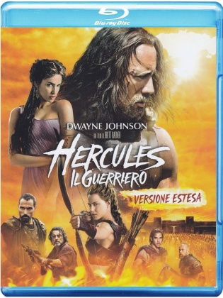 Hercules - Il guerriero (2014) (Extended Edition, Neuauflage)