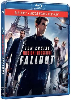 Mission Impossible 6 - Fallout (2018) (Riedizione, 2 Blu-ray)
