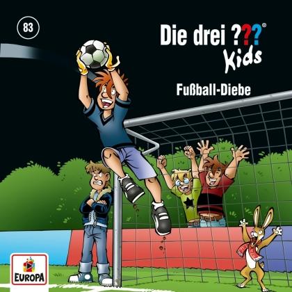 Die Drei ??? Kids - 083/Fußball-Diebe