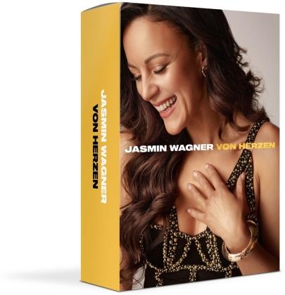 Jasmin Wagner - Von Herzen (Boxset)
