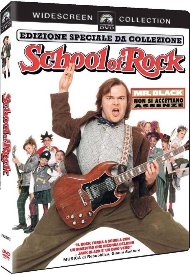 School of Rock (2003) (Special Edition)