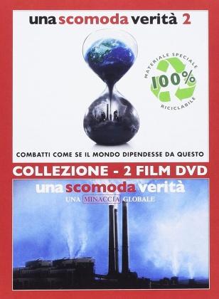 Una scomoda verità + Una scomoda verità 2 - Collezione 2 Film (Ecopack, Riedizione, 2 DVD)
