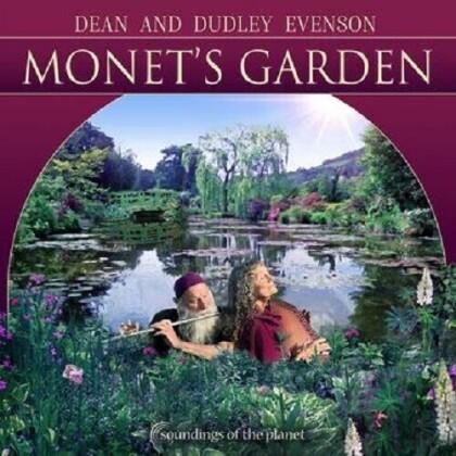 Dean Evenson & Dudley Evenson - Monet's Garden