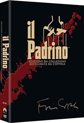 Il Padrino - La Trilogia (Remastered Collector's Edition, 4 DVD)