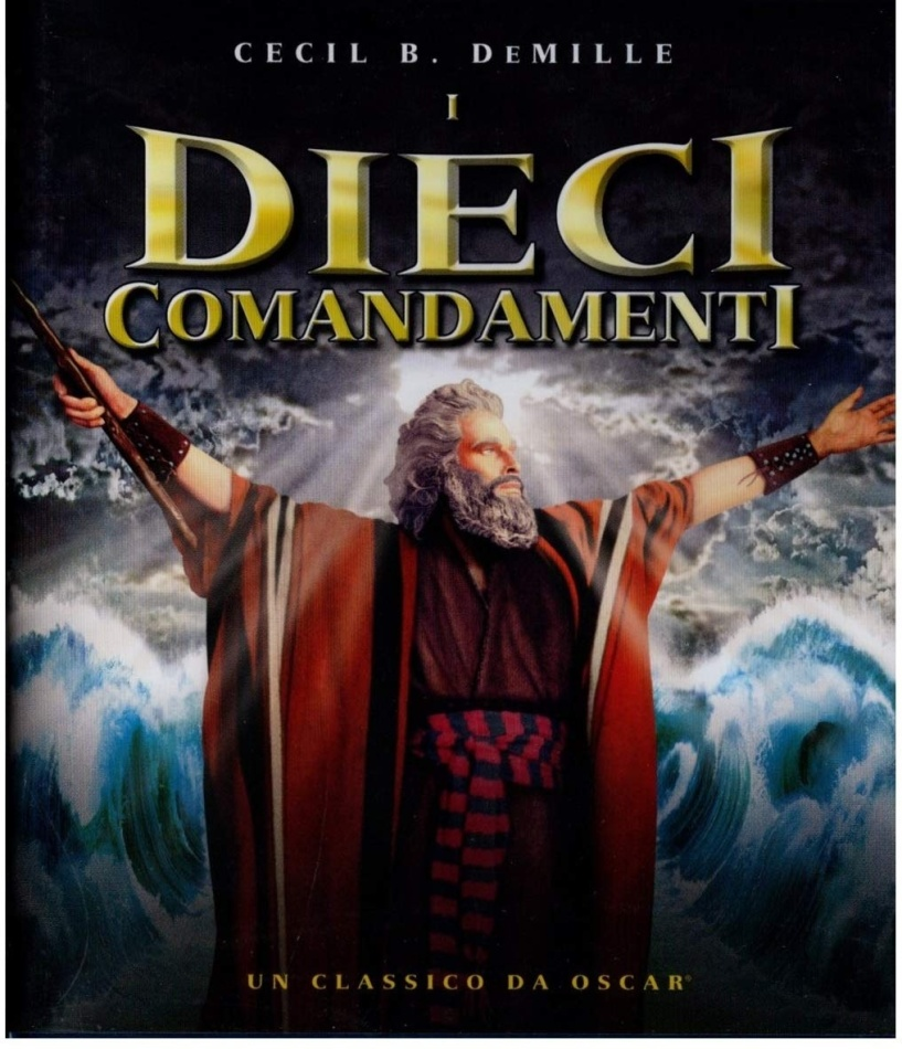 I Dieci Comandamenti (1956) (Neuauflage, 2 Blu-rays)