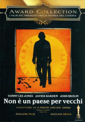 Non è un Paese per Vecchi (2007) (Riedizione)
