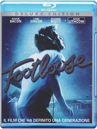 Footloose (1984) (Deluxe Edition, Neuauflage)