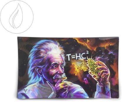 Kräuterschale aus Glas - T=HC2 Black Hole 160x260mm