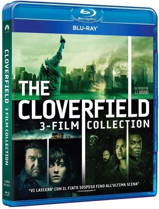 Cloverfield Trilogia (3 Movie Collection, Neuauflage, 3 Blu-rays)