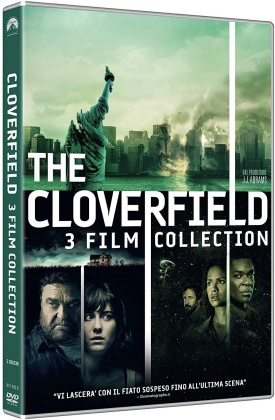 Cloverfield Trilogia (3 Movie Collection, Neuauflage, 3 DVDs)
