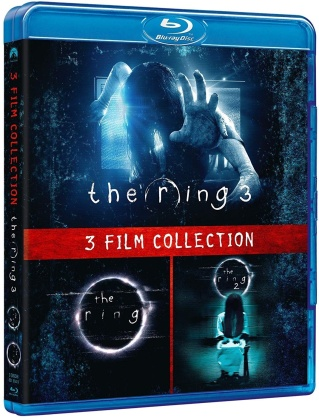 The Ring (3 Movie Collection, Riedizione, 3 Blu-ray)