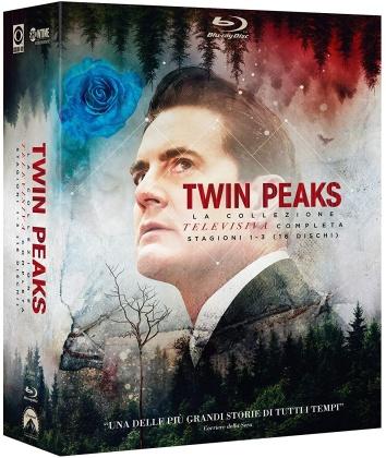 Twin Peaks - La Collezione Televisiva Completa - Stagioni 1-3 (Neuauflage, 16 Blu-rays)