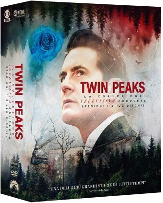 Twin Peaks - La Collezione Televisiva Completa - Stagioni 1-3 (Neuauflage, 20 DVDs)