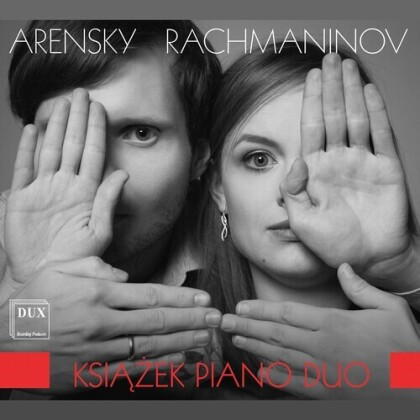 Ksiazek Piano Duo, Sergej Rachmaninoff (1873-1943) & Anton Stepanovich Arensky (1861-1906) - Piano Suites
