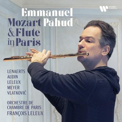 Wolfgang Amadeus Mozart (1756-1791), Gabriel Fauré (1845-1924), Camille Saint-Saëns (1835-1921), Francis Poulenc (1899-1963), +, … - Mozart & Flute in Paris (2 CDs)