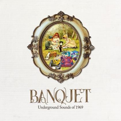 Banquet - Underground Sounds Of 1969 (3 CDs)