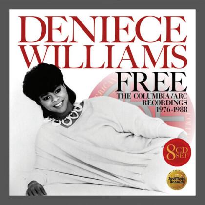 Deniece Williams - Free (Box, 8 CDs)