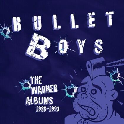 Bulletboys - Warner Albums (Versione Rimasterizzata, 3 CD)