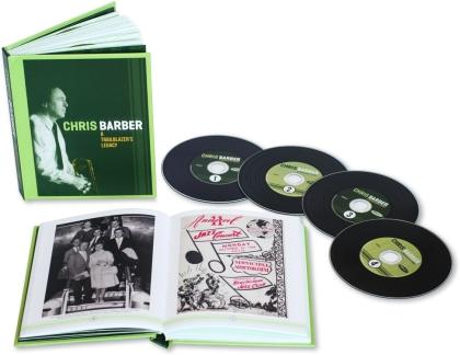 Chris Barber - A Trailblazer's Legacy (4 CDs)