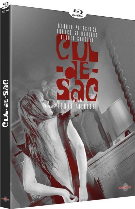 Cul-de-sac (1966) (s/w, Restaurierte Fassung)