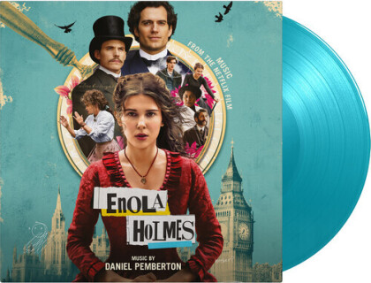 Daniel Pemberton - Enola Holmes (Music On Vinyl, limited to 500 copies, Colored, 2 LPs)