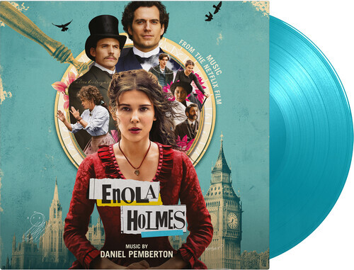 Daniel Pemberton - Enola Holmes (Music On Vinyl, limited to 500 copies, Colored, 2 LPs)