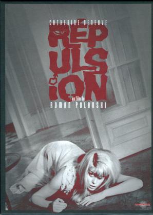 Répulsion (1965) (Édition Prestige Limitée, s/w, Restaurierte Fassung, Blu-ray + DVD)