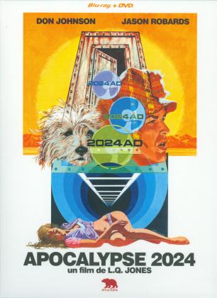 Apocalypse 2024 (1975) (Schuber, Version Intégrale, Digibook, Restaurierte Fassung, Blu-ray + DVD)
