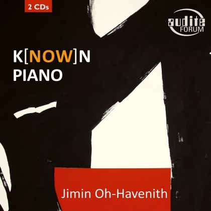 Jimin Oh-Havenith - K(NOW)N PIANO (2 CDs)