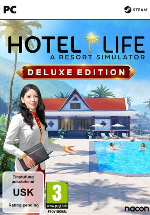 Hotel Life - A Resort Simulator (Édition Deluxe)