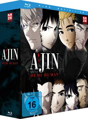 Ajin - Demi-Human - Staffel 1 & 2 (Gesamtausgabe, 4 Blu-rays)