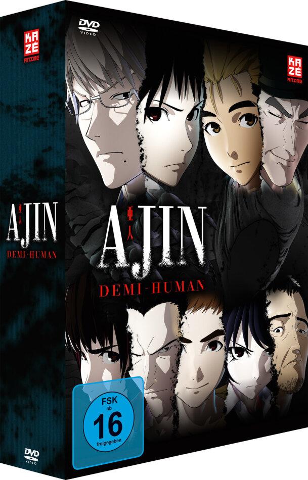 Ajin - Demi-Human - Staffel 1 & 2 (Edizione completa, 4 DVD)
