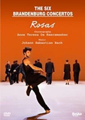 B'rock Orchestra / Amandine Beyer - Rosas: The Six Brandenburg Concertos