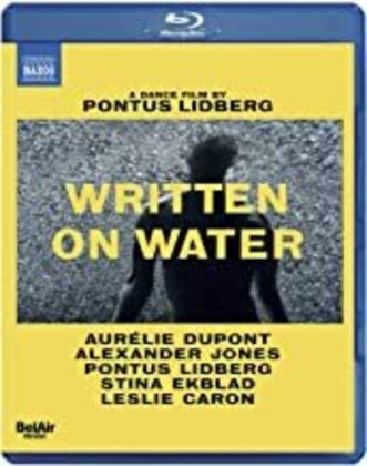 Written On Water (2020) (Naxos)