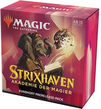 Magic Akademie der Magier Sammler Booster - Trading Card Game 12 Sammler Booster