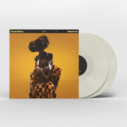 Little Simz - Sometimes I Might Be Introvert (Gatefold, Milky Clear Vinyl, 2 LPs)