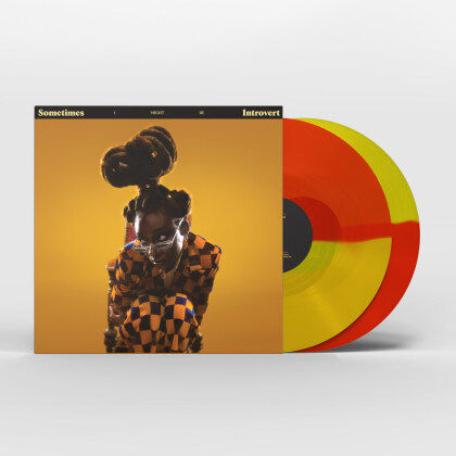 Little Simz - Sometimes I Might Be Introvert (Red/Yellow Vinyl, 2 LPs)