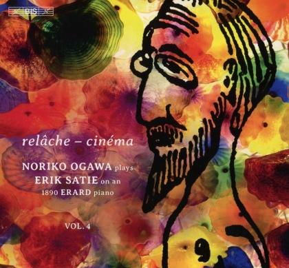 Eric Satie (1866-1925) & Noriko Ogawa - Piano Music 4 - 1890 Erard Piano (Hybrid SACD)