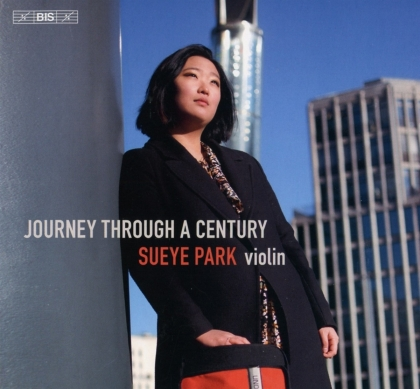 Sueye Park - Journey Through A Century (Hybrid SACD)