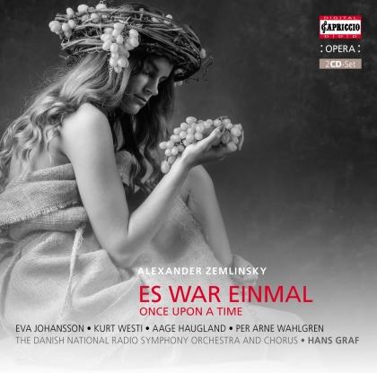 Alexander von Zemlinsky (1871-1942), Hans Graf & Danish Radio Symphony Orchestra - Es War Einmal - Once Upon A Time (2021 Reissue, Remastered, 2 CDs)