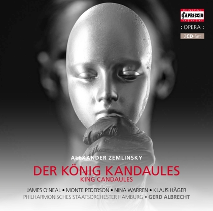 Alexander von Zemlinsky (1871-1942), Gerd Albrecht & Philharmonisches Staatsorchester Hamburg - Der König Kandaules - King Caudales (2021 Reissue, Remastered, 2 CDs)