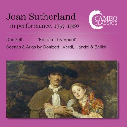 Joan Sutherland - In Performance, 1957-1960 (2 CDs)
