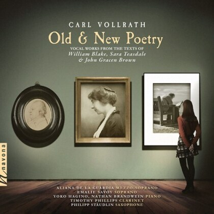 Carl Vollrath - Old & New Poetry