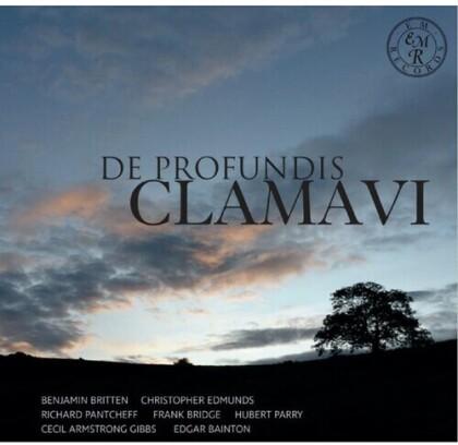 Duncan Honeybourne, Benjamin Britten (1913-1976), Christopher Edmunds, Richard Pantcheff (*1959), Frank Bridge (1879-1941), … - De Profundis Clamavi (2 CDs)