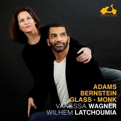 Meredith Monk (*1943), Philip Glass (*1937), Leonard Bernstein (1918-1990), John Adams (*1947), Wilhem Latchoumia, … - This Is America!