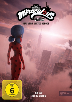 Miraculous World - New York, United Heroez