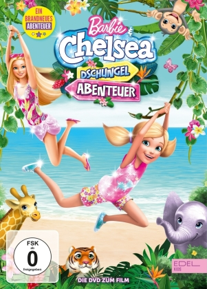 Barbie & Chelsea - Dschungel Abenteuer (Schuber, Limited Edition)