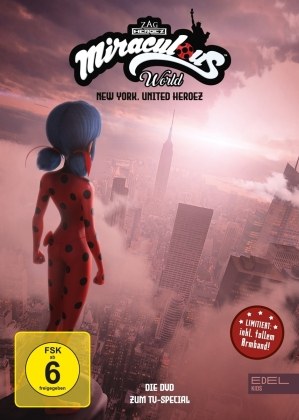 Miraculous World - New York, United Heroez (inkl. Armband, Limited Edition)