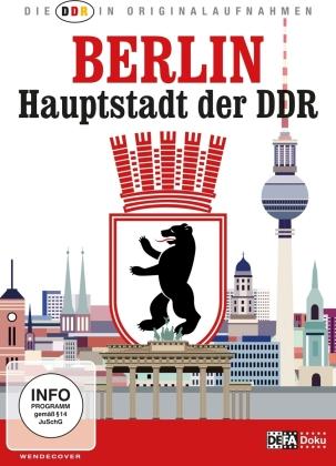Berlin - Hauptstadt der DDR (Die DDR in Originalaufnahmen, 2 DVDs)