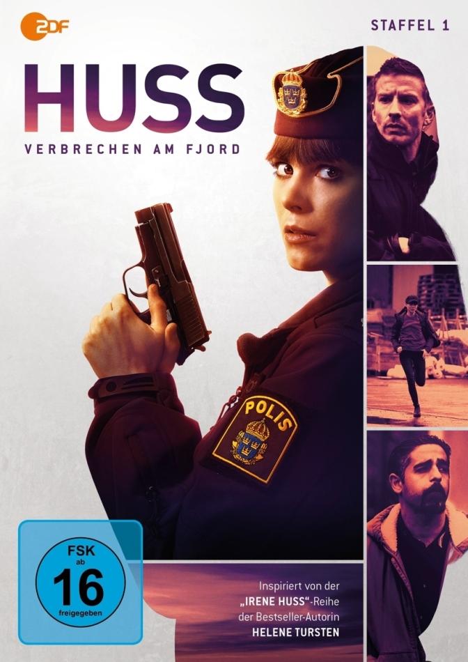 Huss - Verbrechen am Fjord - Staffel 1 (3 DVDs)